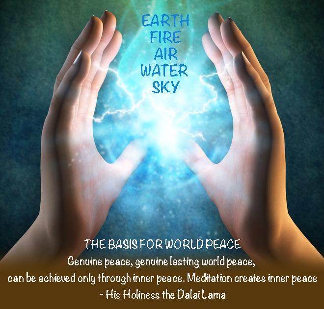 healing meditations sydney australia guided by Senka