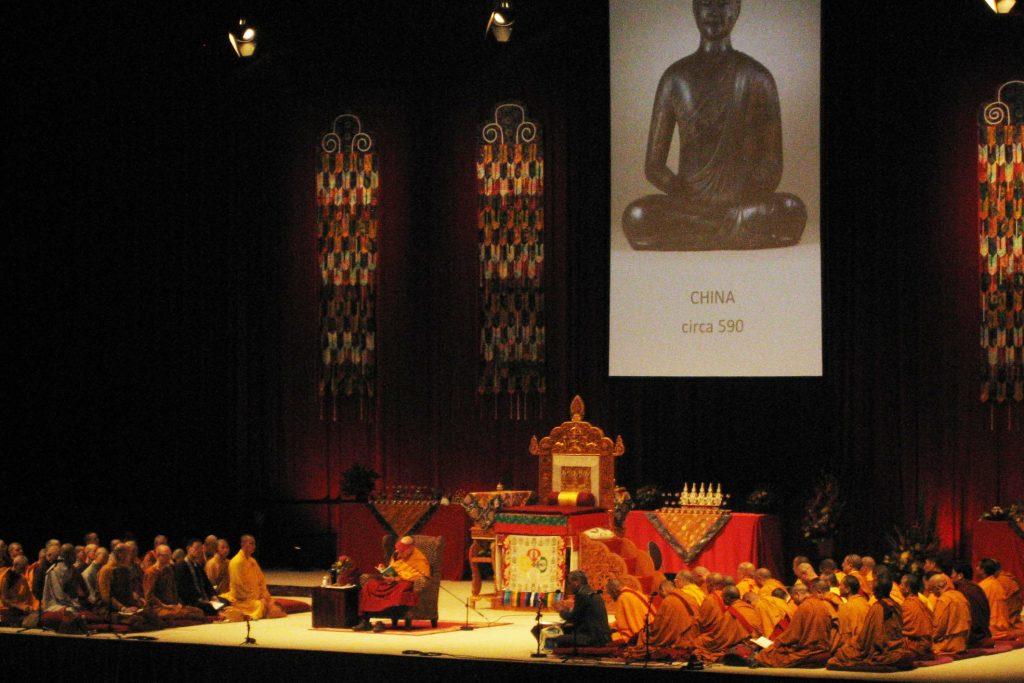 Spiritual Retreats near me. Dalai Lama budhist meditation retreat