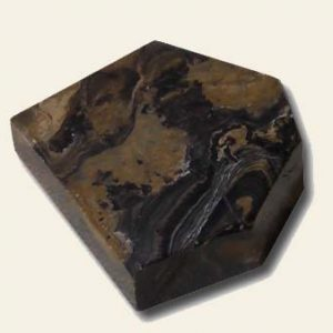 Define Stromatolite Rock Crystal Structure. Stromatolite is a black and brown crystal and a stone that helps with anxiety. This stone promotes adaptability.