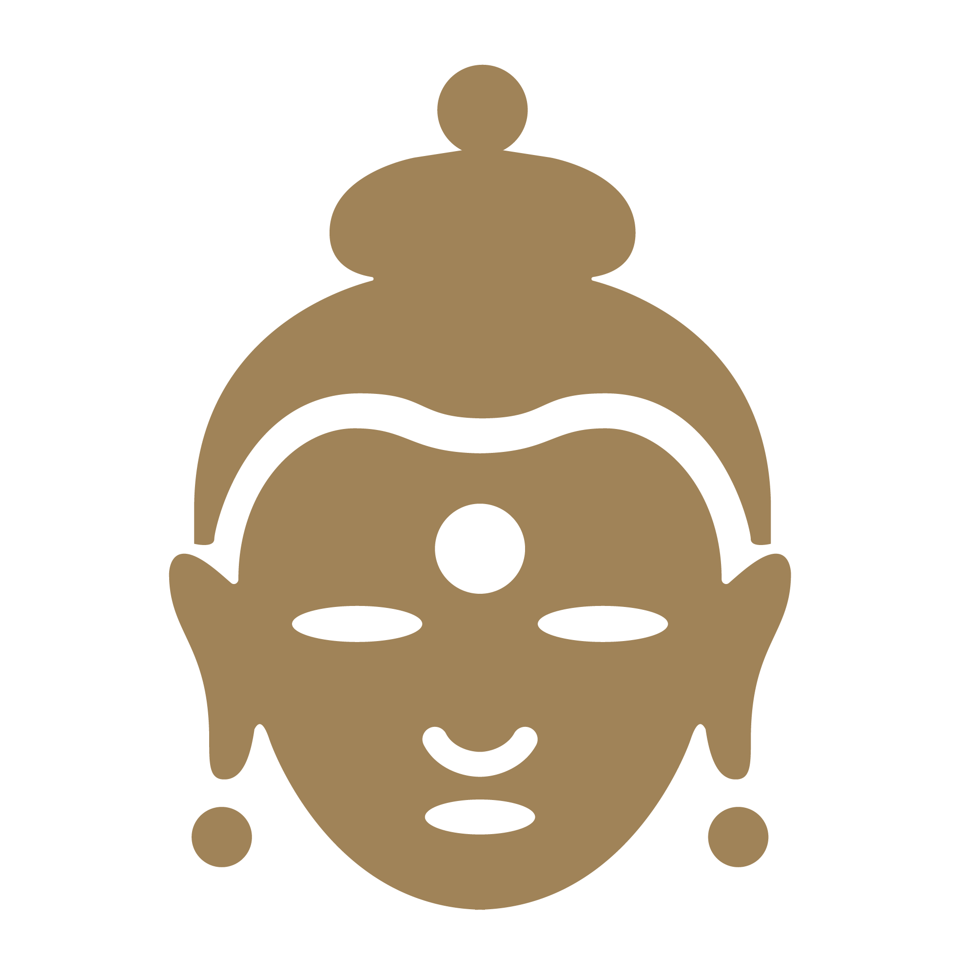 Buddha Header Icon Guided meditation for anxiety and depression, Body Scan Meditation and Relaxation