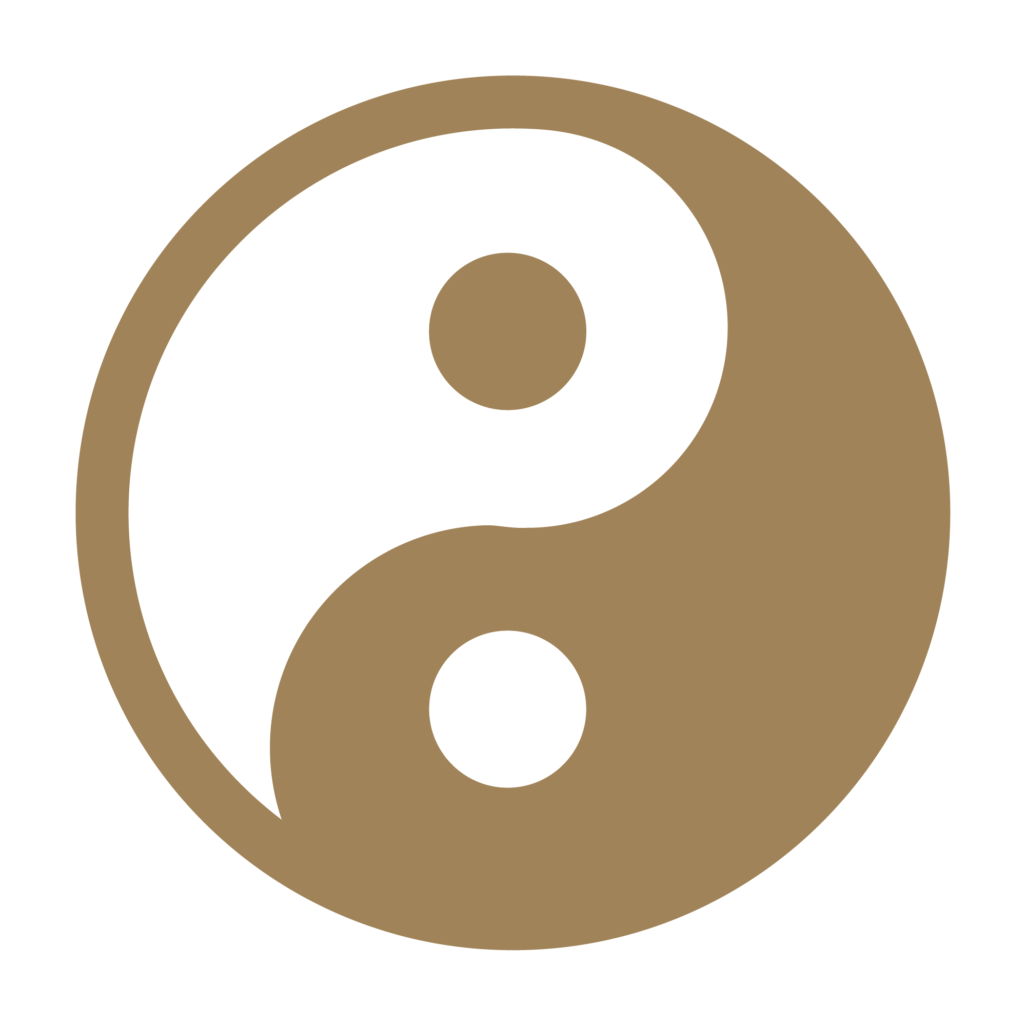 Yin Yang Icon Guided meditation for anxiety and depression, Body Scan Meditation and Relaxation