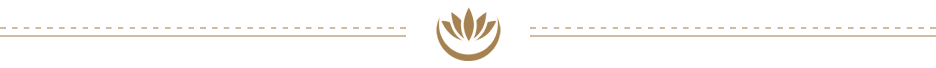 Guided healing meditations by Senka - half moon lotus icon header rule