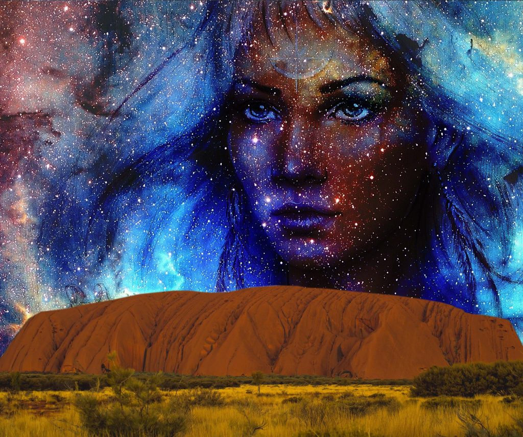 Uluru Magic Box Update, Activation and Opening Meditation Australia December 21 2020. Thanks to the Elders, Steve Evan Strong and Lightworkers - Pleadian Goddess