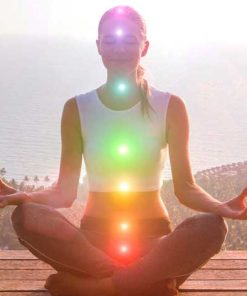 7 chakra healing guided meditation, clearing and balancing the seven energy centres